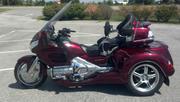 Honda Gold Wing Trike 2009