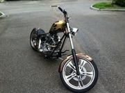 2004 Custom Built Motorcycles Chopper 2, 500 miles