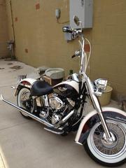 2011 Harley-Davidson Softail Deluxe (FLSTN)