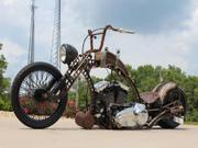 2013 - Custom Rat Bobber Chopper