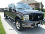 Ford 2004 Ford F-250 4 door Harley Davidson edition