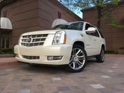 2014 Cadillac Escalade NAVI HEATED LEATHE